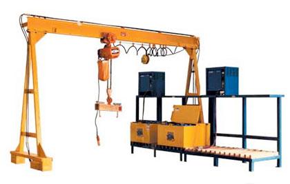 A-Frame Gantry Crane