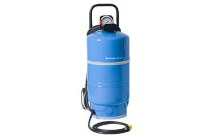 Tank Watering Cart - Gun Water Supply