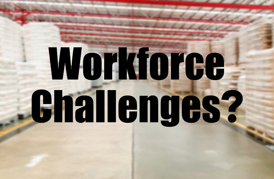 Workforce Challenges
