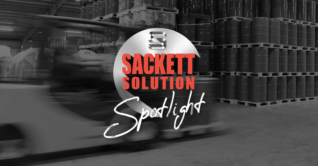 Sackett Solution Spotlight