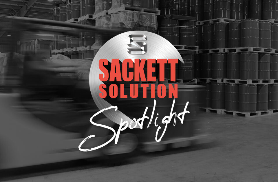 Sackett Solution Spotlight